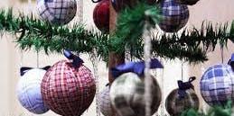 Eco-Christmas Craft Class: Creative Cloth Decor
