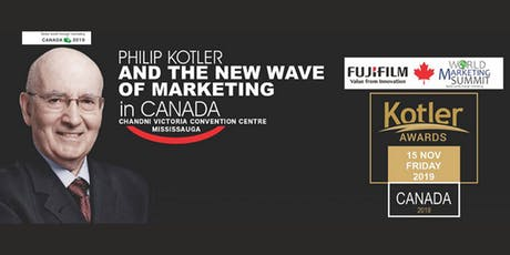 World Marketing Summit & Kotler Awards tickets