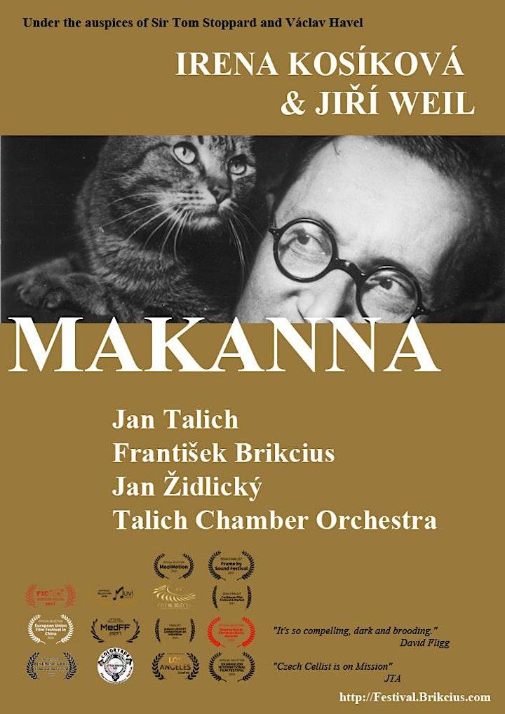 Waltham Forest Cello Fest 2019  - music documentary film MAKANNA image