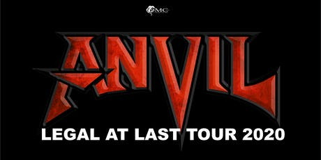 ANVIL +support | Titans Club - Lens Belgium billets