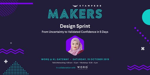 Stampede Makers #4: From Uncertainty to Validated Confidence in 5 Days