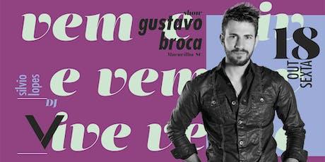 VIV Mizik - Show Gustavo Broca ingressos