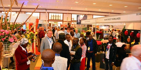 IFTEX Flower Expo Nairobi 2020. tickets