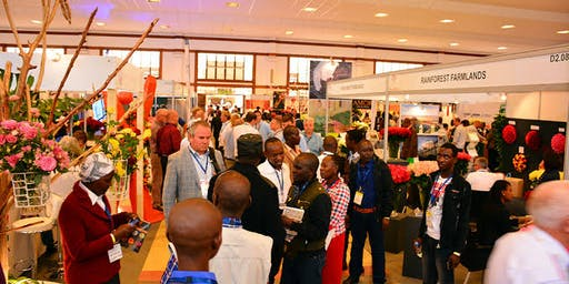 IFTEX Flower Expo Nairobi 2020.