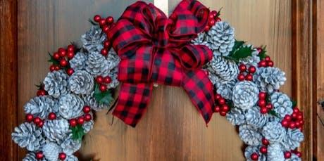 Eco Christmas Craft: Fantastic Foraged Wreath tickets