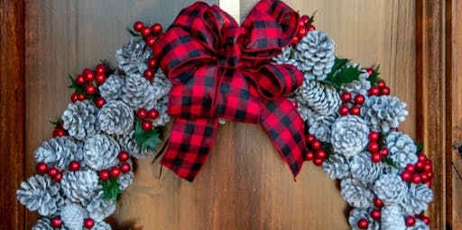 Eco Christmas Craft: Fantastic Foraged Wreath