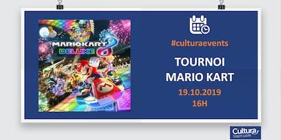 Tournoi Mario Kart 8 sur Switch