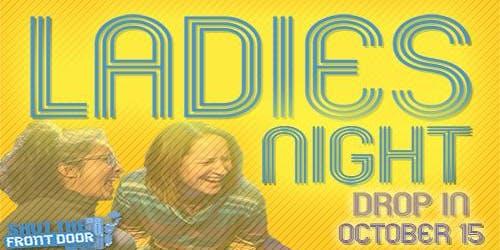 Ladies Night!- FREE Adult Improv Drop-In - October 15, 2019