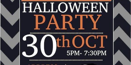 Children's Halloween Party tickets