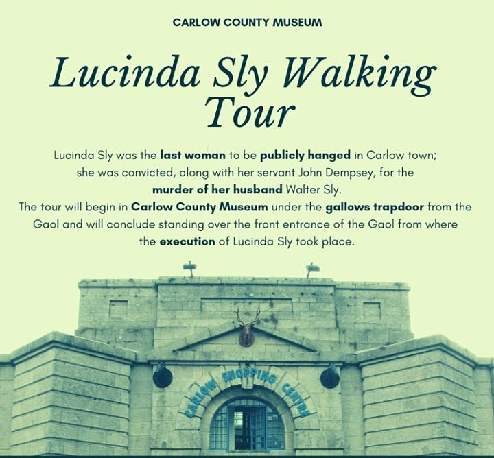 Lucinda Sly Walking Tour image