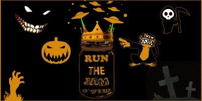 Run The Jamo'ween Live Jam With £30 Fancy Dress Prize