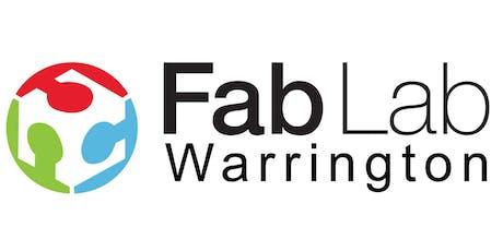 FabLab Python Coding tickets