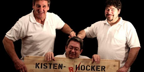 "Kistenhocker ""Ab ins Beet"" Tickets"