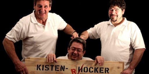 "Kistenhocker ""Ab ins Beet"""