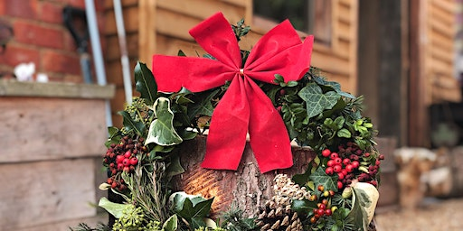 Christmas Wreath Making Workshop - 2 for £50 (FINAL EVENT!)