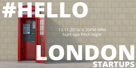 London Start-ups Pitch Night AMA – How to Fund Your Start-up tickets