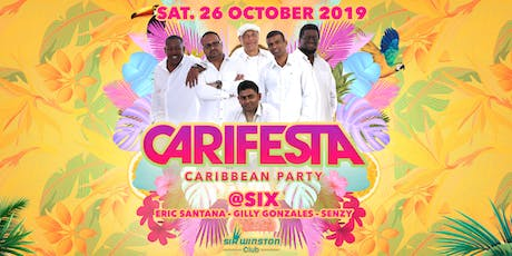 Carifesta Caribbean Party invites @SIX tickets