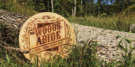 2020 The Woods Abide Barrel Aged Beer Fest tickets