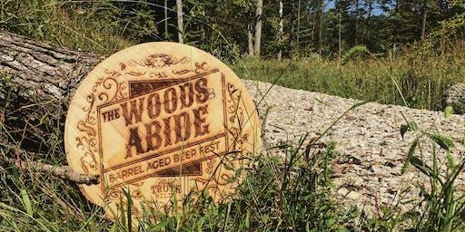 2020 The Woods Abide Barrel Aged Beer Fest