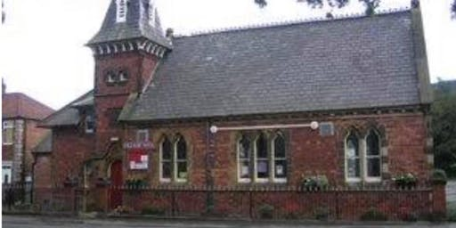 Ghost Hunt - Lazenby Village Hall