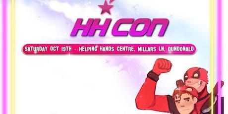 HH Comic Con tickets