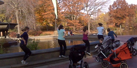Baby by your side while you exercise Central Park tickets