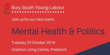 Mental Health and Politics tickets