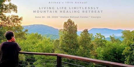 Althea's 10th Annual Georgia Mountain Healing Retreat tickets