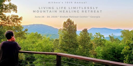 Althea's 10th Annual Georgia Mountain Healing Retreat