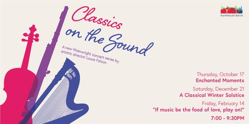 Classics on the Sound: Concert Series