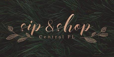 Sip & Shop Central FL tickets