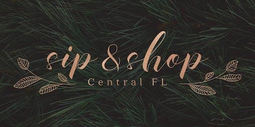 Sip & Shop Central FL