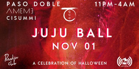 JUJU BALL by One Tribe tickets