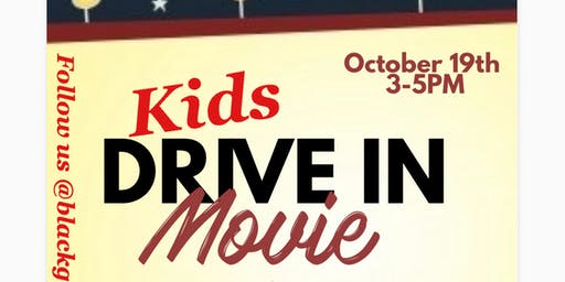 Kids Drive-In Movie