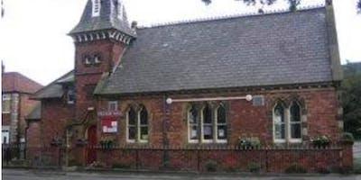 Ghost Hunt - Lazenby Village Hall