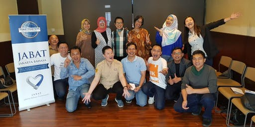 Berlatih Public Speaking bersama Jakarta Bahasa Toastmasters (JABAT)