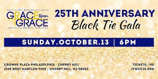 IYWCC 25th Anniversary Black Tie Gala