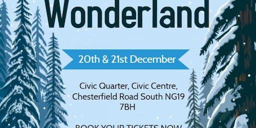 Winter Wonderland Christmas Party