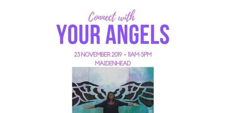 Connect with your Angels Workshop  tickets
