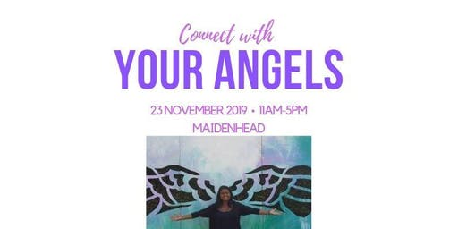 Connect with your Angels Workshop