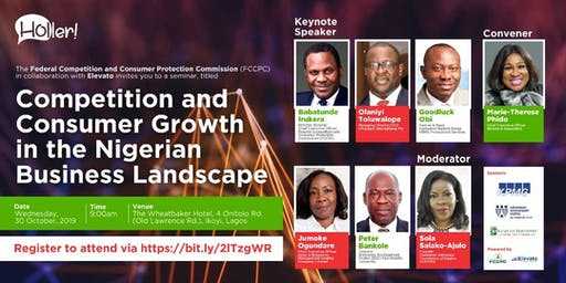 CUSTOMER SATISFACTION, CONSUMER GROWTH AND ADVOCACY IN THE NIGERIAN BUSINESS LANDSCAPE