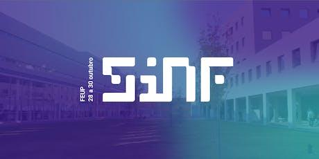 Semana de Informática 2019 bilhetes
