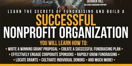 Learn the Secrets of Nonprofit Fundraising tickets