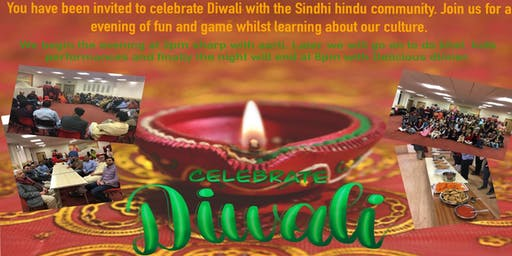 Sindhi Hindhu Diwali Get-to-Gather 2019