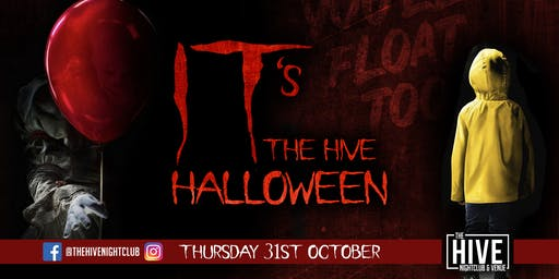 IT's The Hive Halloween 2019