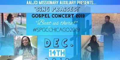"""Sing Praises!"" Gospel Concert 2019"