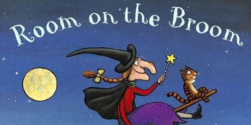 Room On The Broom Story Session