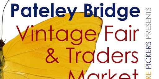 Pateley Bridge Vintage Fair and Traders Market