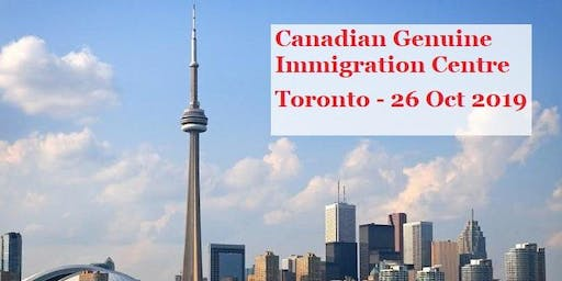 Free Canada Immigration Seminar by ICRCC consultant