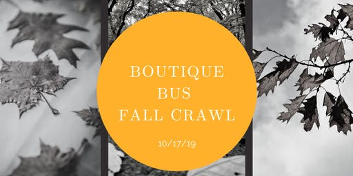 Boutique Bus Fall Crawl